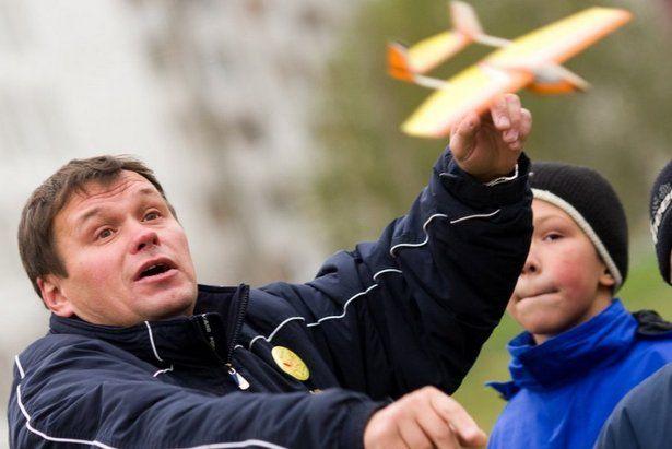 В субботу в Савелках пройдут соревнования по авиамодельному спорту